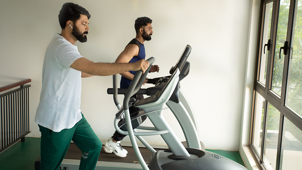 Fitness Center Wayanad - Morickap