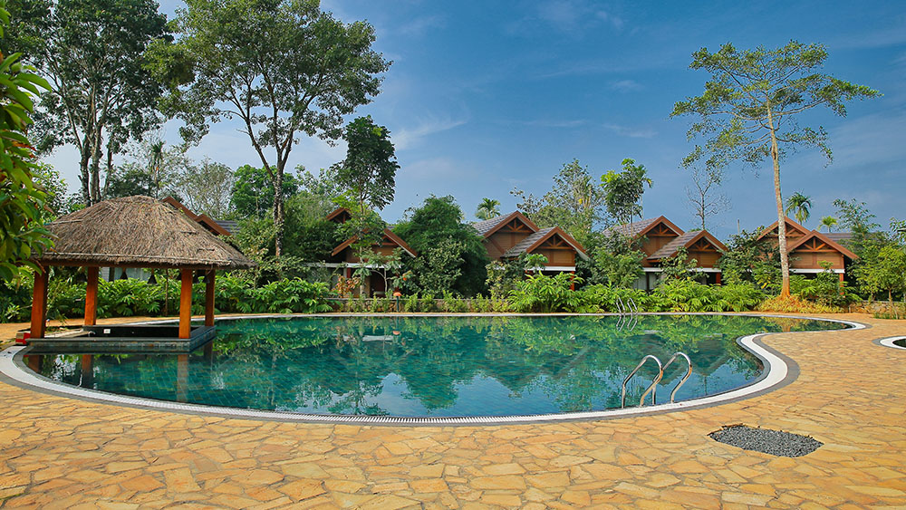 Morickap Resort Pool