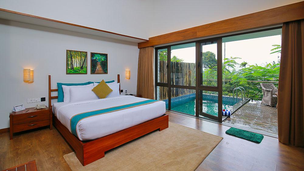 Pool Villa Morickap Resort