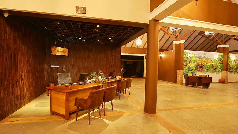 Morickap Resort Reception