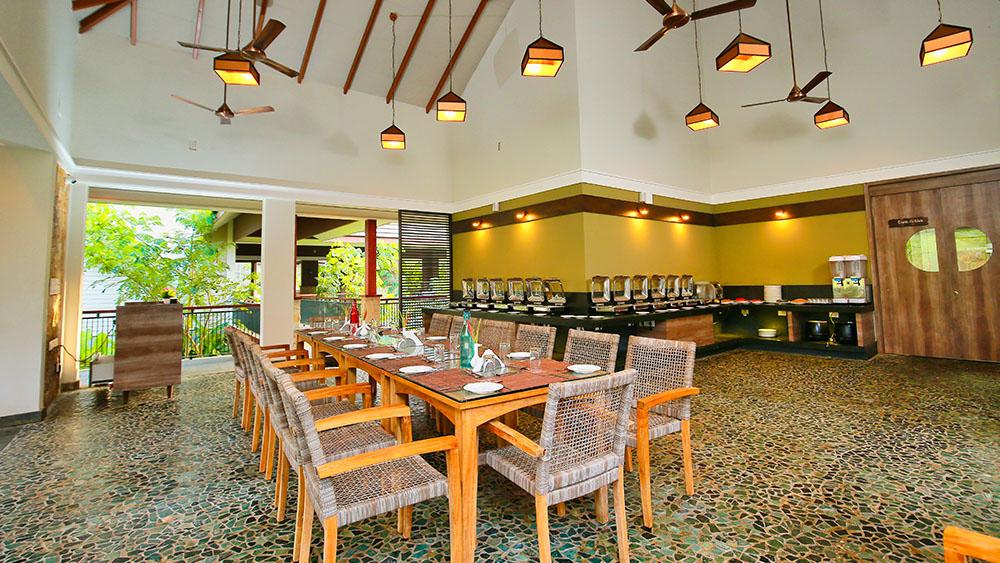 Restaurant in Moeickap Resort