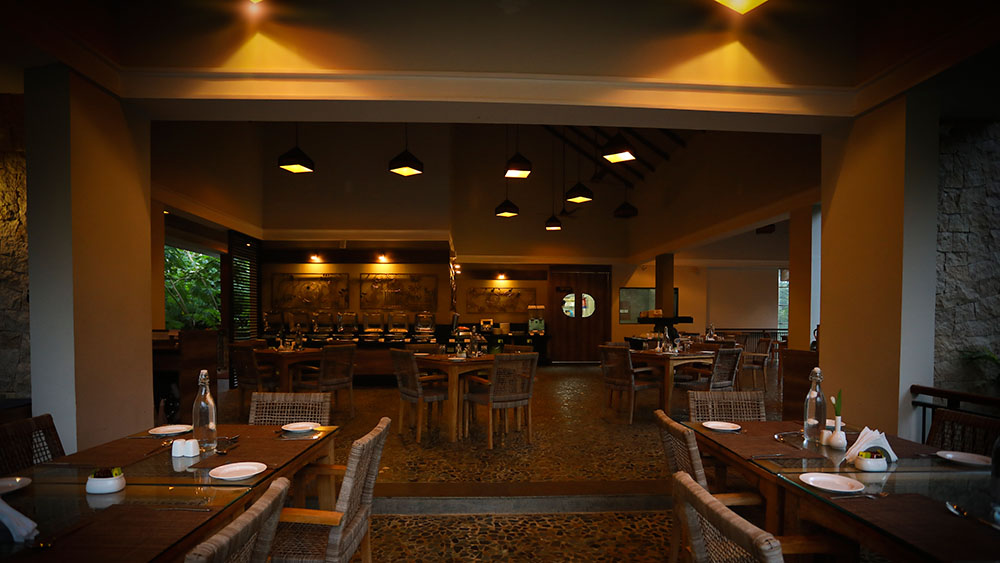 Morickap Resort Wayanad Restaurant