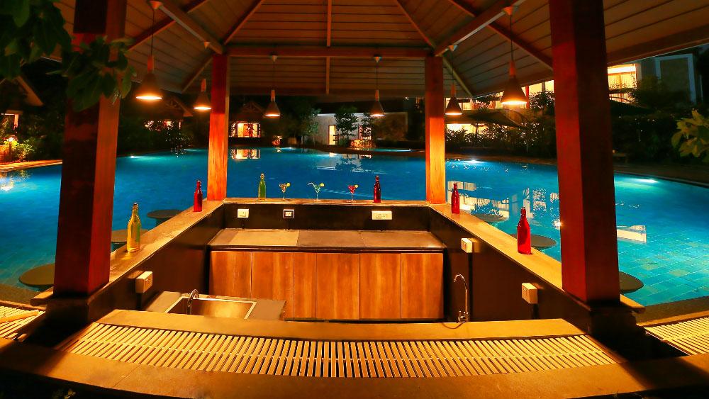swimming-pool Morickap Wayanad