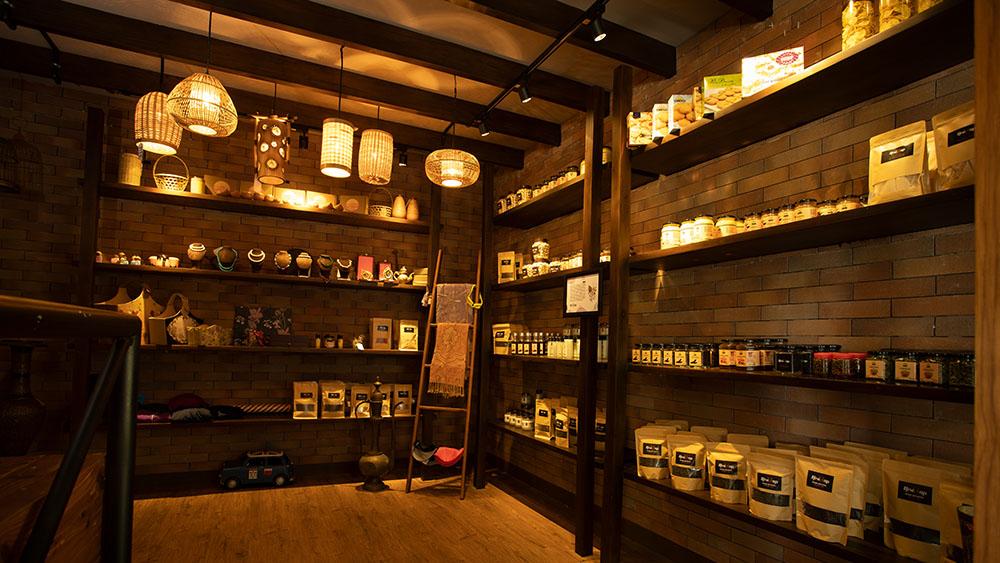 Store in Morickap Resort Wayanad