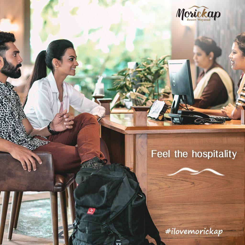 Morickap Resort Customers Staff